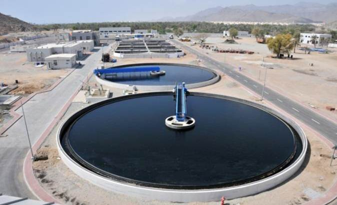 Gkw Consult United Arab Emirates Wastewater Treatment
